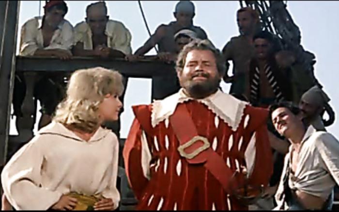 Кадр из фильма *Приключения Мэри Рид*, 1961   Фото: videomax.org