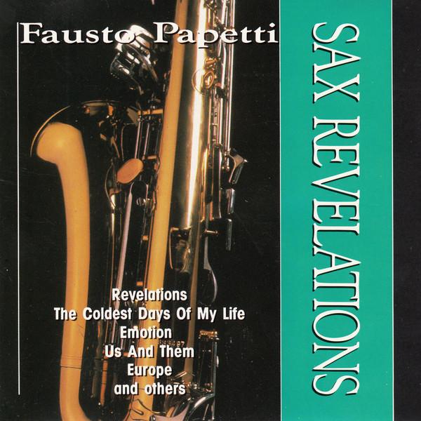 Fausto Papetti - 1988 - Sax Revelations