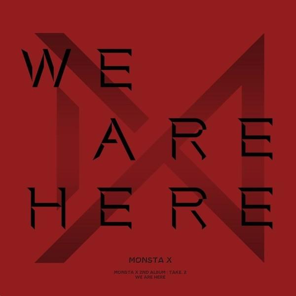 MONSTA X - TAKE.2 'WE ARE HERE' (2nd Full Album)